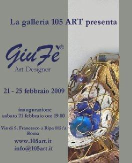 locandina giufè - 105 art - mini